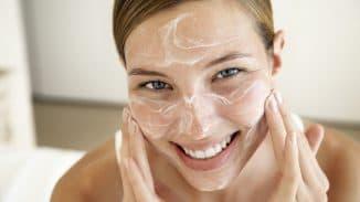 очищающая косметика для лица