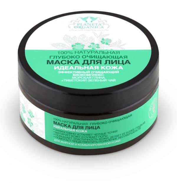 В состав таких масок часто входят: глина, миндальное масло, кофейные зерна.