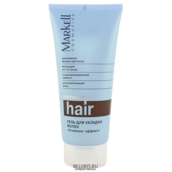 Profi hair line Гель для укладки волос от Маркелл
