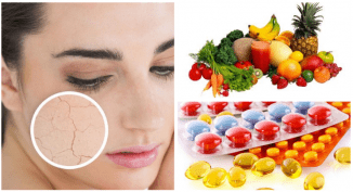 сухая кожа тела какие витамины принимать