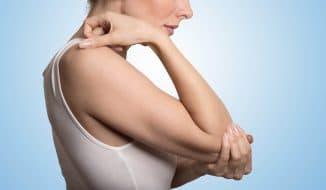 сухая кожа на локтях причины и лечение