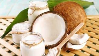 кокосовое масло применение в косметологии для лица