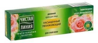дневной крем для лица чистая линия