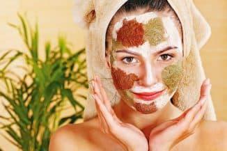 глина для сухой кожи лица