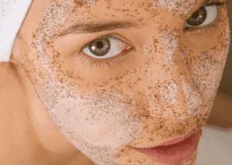 скраб для лица в домашних условиях для комбинированной кожи