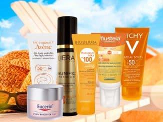 солнцезащитный крем для жирной кожи